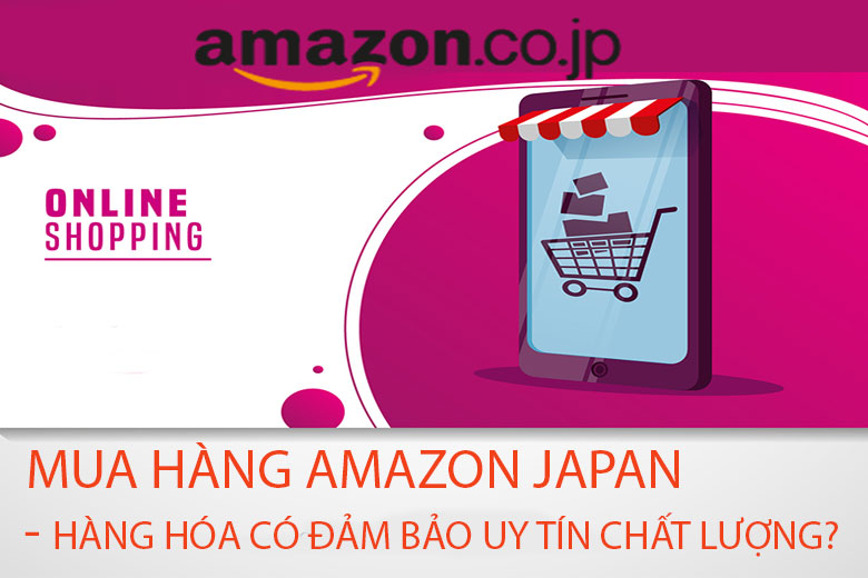mua hàng amazon Japan